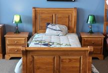 Oaksmith Interiors - Bedroom Furniture / Solid Wood Canadian Furniture. We allow you to choose the stain, hardware & more. Oak, Maple, Birch, Pine and more.