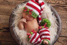 Baby Xmas Fotos