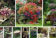 záhradné kvetináče
