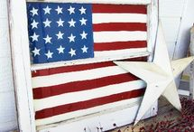 American stuff / All things Americana related. Decor. Food. 4th of July stuff.  / by Haley