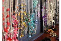 Jewelry Display & Packaging / by Julie Bowen
