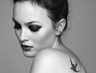 woman's tatoo
