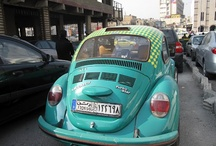 VW Beetles of the Muslim World