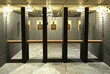 Estande de tiro / Modelos de estande de tiro
