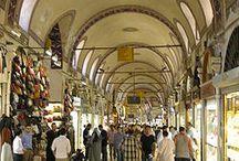 Istanbul / Kul resmål att besöka i Istanbul.