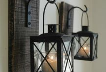 rustic home decorations