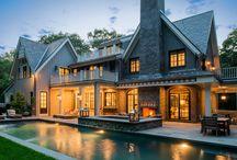 Complete huizen (in-&exterieur)