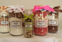 Sweets and Treats / Creative and Fun ways to give someone a sweet treat or a customised wedding favours.