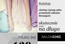 Salon CHIC Zabiegi / http://salonchic.pl/