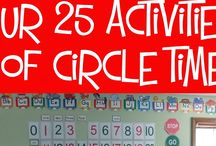 Montessori Mat/Circle Time