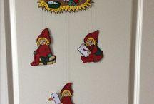 jul lag på lag uro (my works)
