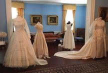 Wedding Dress Exhibition at the Kaminski House 2018