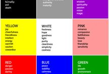About colours... / I love colours theory and meaning. Its so inspiring... :)