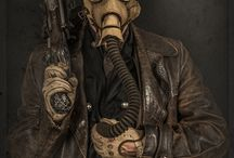 Men's steampunk costume / Get inspiration for a costume or simply look at cool stuff.