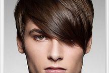 men hair / by Katherine Lam