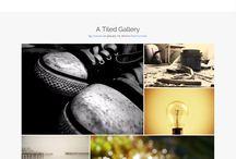 Webdesign / inspirace typography, theme, plugin, wordpress