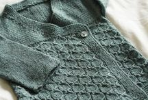 Knitting ideas / Keeping things I'd like to knit.