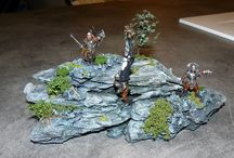 My finished projects: Uruk Hai,GW miniatures, 28mm