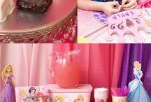 Princess Tea Party