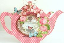 "Merry Make & Take ""Spring Fling"" / by Peggy Lee Baker"