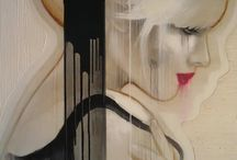 PORTRAITS (peinture)