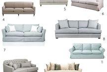 sofá y diseños decoración