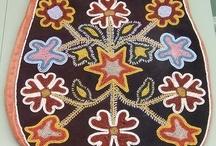 Beadwork. ( Native American ). / by Marianne Segers