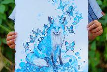 dessin d'animaux
