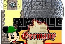 Disney Paper Piecing