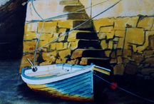 Jim Morrison Paintings / Paintings of Ireland, Donegal and the Mournes by Jim Morrison artist