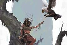 Fantasy - Druide / Schamane