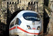 Deutsche Bahn / koleje Niemieckie