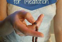 Meditation / Pins, posts and information about meditation #meditation #mindbodyspirit #mindfulness