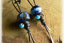 Drátované šperky (wire wrapping)