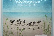 Stampin' Up Wetlands