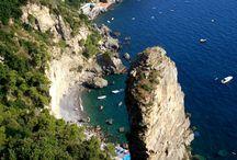 Italy, Amalfi & Capri