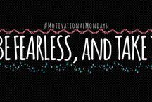 #MotivationalMondays