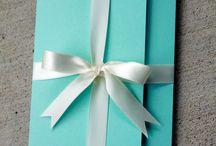 Tiffany Blue Weeding Theme