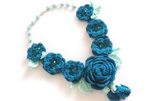 Crocheted accesories