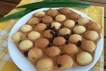 Waffle Bomb / Enjoy your delicious waffle here