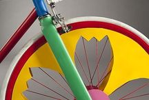 bikes / by Margot Northover