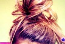hair / by Kelsey Doornenbal