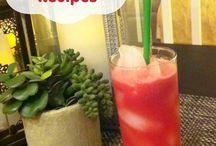 Juice recipes / by Kimberly Corbin