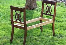 Möbel für draußen