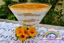 Sobremesas / http://arcoirisnacozinha.blogspot.pt/