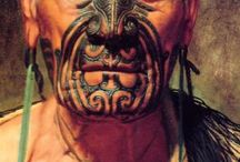 Maori and tattoo