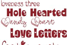 Fonts / Wedding Invitation, Valentine's Invitation, Anniversary Invitation