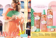 Avon Mark Havana Sol / Avon Mark Havana Sol Collection includes effortlessly chic fashion, limited edition bath & body, and color-rich makeup. See them in the Avon Mark Catalog.