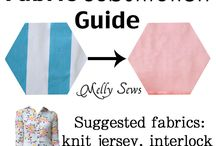 FABRIC SEWING HINTS