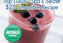 Moringa Recipes / Recipes of foods and drinks using Moringa